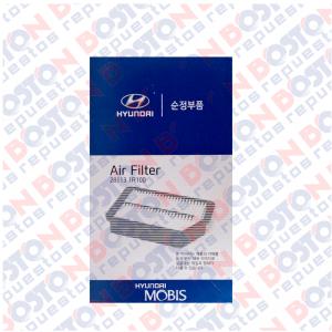 Filtro Aire new Accent petrolero 281131R100