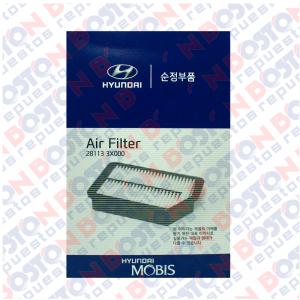 Filtro aire Elantra MD I30 281133X000
