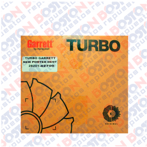 Turbo New Porter Garrett 04>06 2820042700=42610